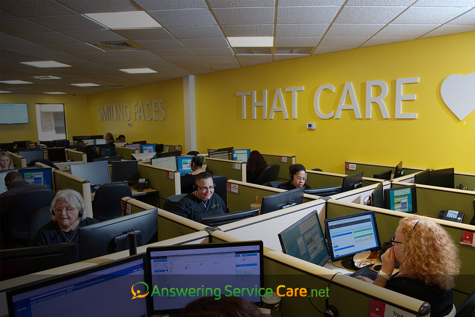 Answering Service Care